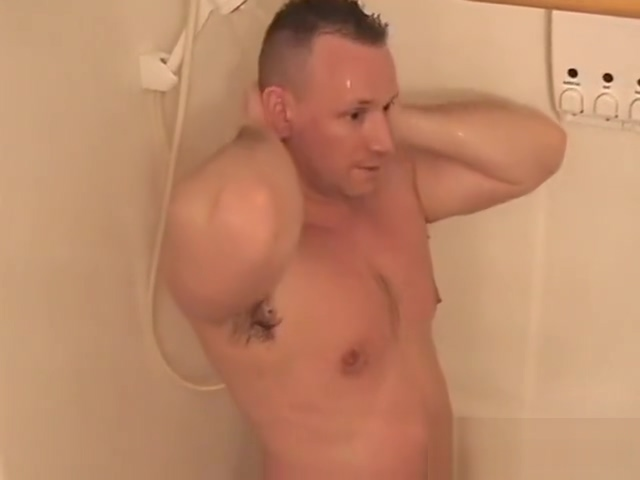 Marine Muscle Jock Showering Nude big bang theory sex
