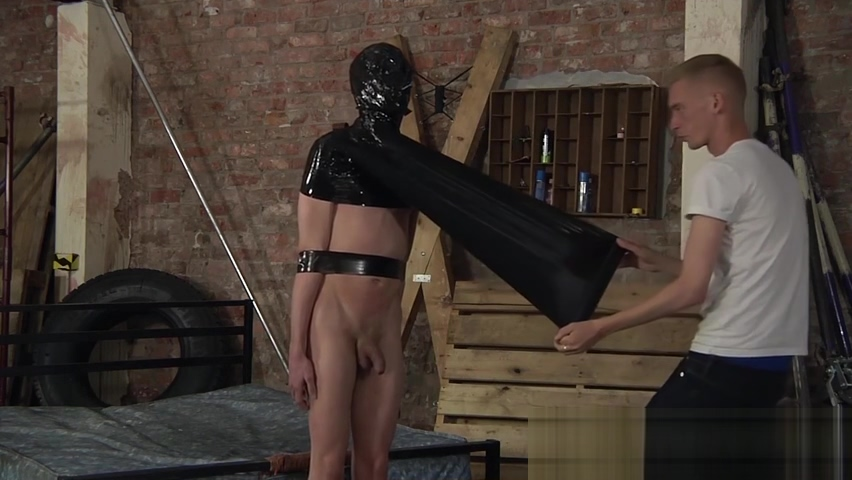 Duck taped slave receives a handjob from his deviant master women having sex with monkeys pics