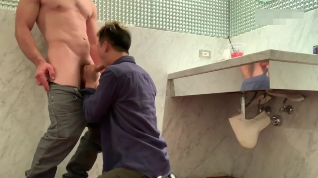 Aa Vid - Twinks Quickie In The Bathroom Great, gorgeous and Asian