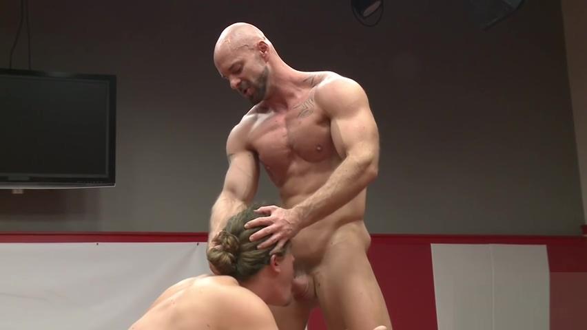 Wrestling jocks get rough together Bokap Jepang Ada Jalan Cerita
