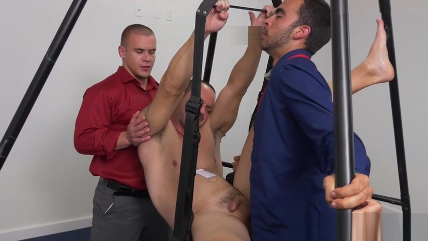 Office stud ravaged by jock cock Bouncing boobs clips