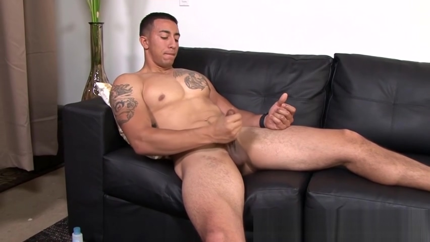 Young Latin soldier takes out his cock and masturbates self filmed public masturbation