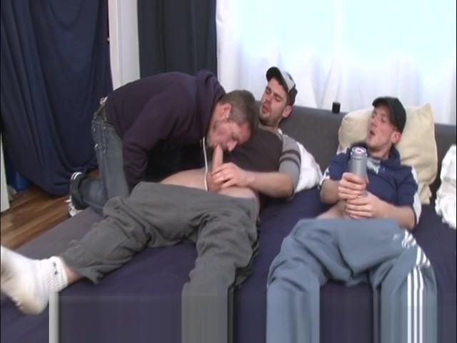 Big cock gay oral sex and cum eating omar fucking grandma video