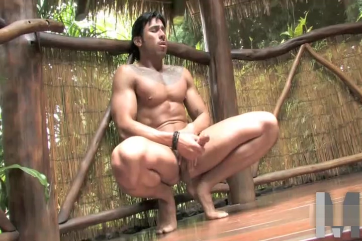 Jon Hector collection survival naked and scared
