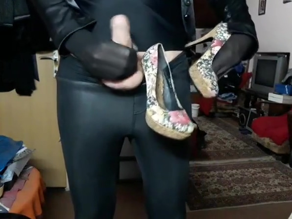 Cum on High Heels Mix 1042 But daddy it hurts erotica