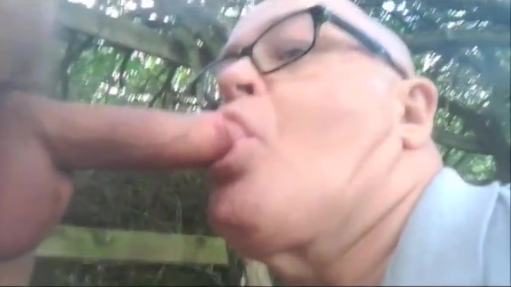 Two together Black granny white dick