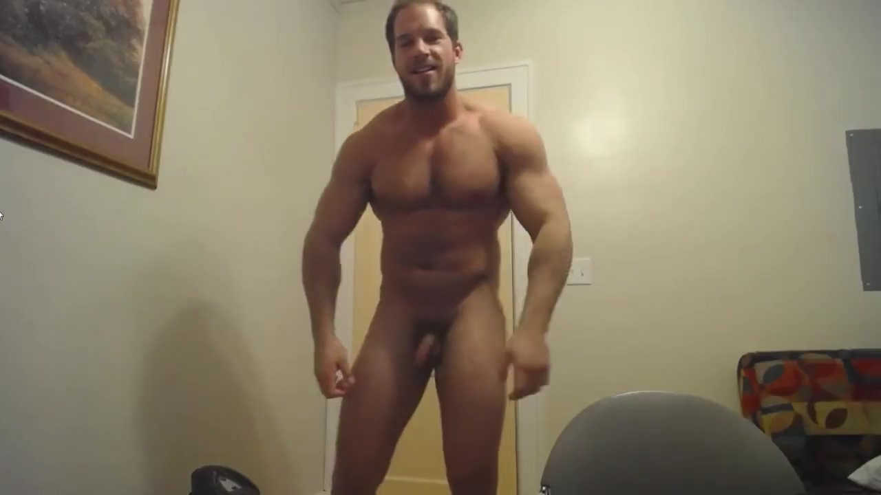 Super Hot Muscle Of Brock Jacobs. muscle Flexing And Masturbation Pashto sexy dances