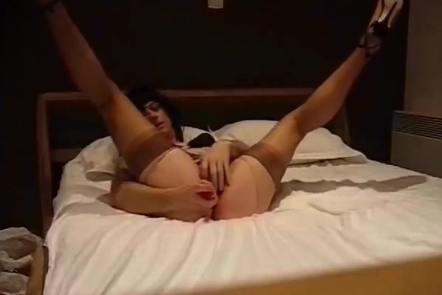 Coffee nylon stockings and dildo2 free classic legs porno picser
