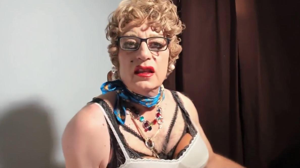 my long clitty Fake tits hot girl