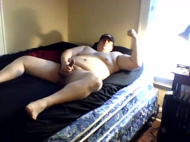 Meaty Chub Bear Flexes, Faps, and Tastes His Own Cum is oral sex the same as sexual intercourse