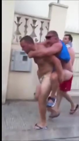 Rugby guys fun in thongs free porn video pic