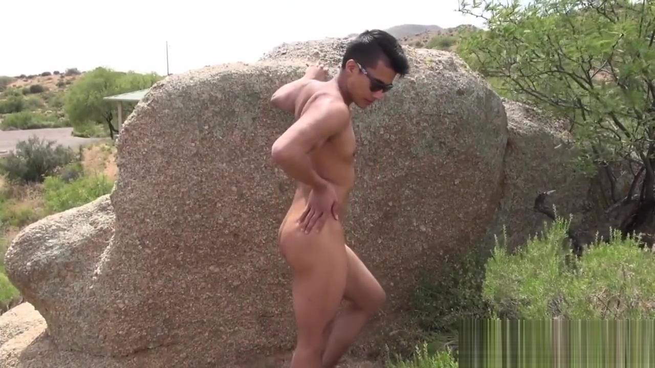 Asian gay straighty outdoors Hakan and nacho vidal 3some