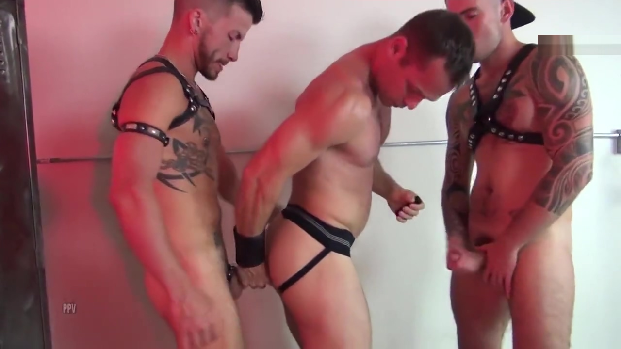 Owen gets double fucked and bred Cuckold tied