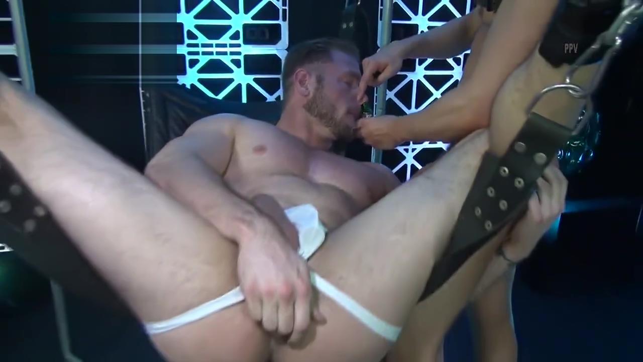 Beau Taylor gives Ace Era the hardcore sex breeding Enemas shit and piss porn