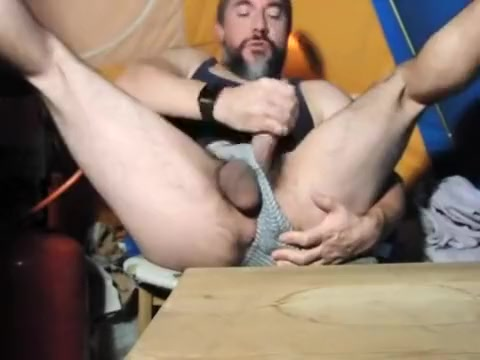 tent pole Pussy to tight for huge cock