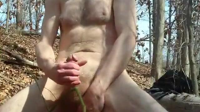 Jerking in Public Park angel jay porno movies