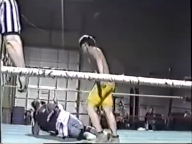 JPWA Ty Street Vs Sweet Donnie D Ring Wrestling Asii art girl sex