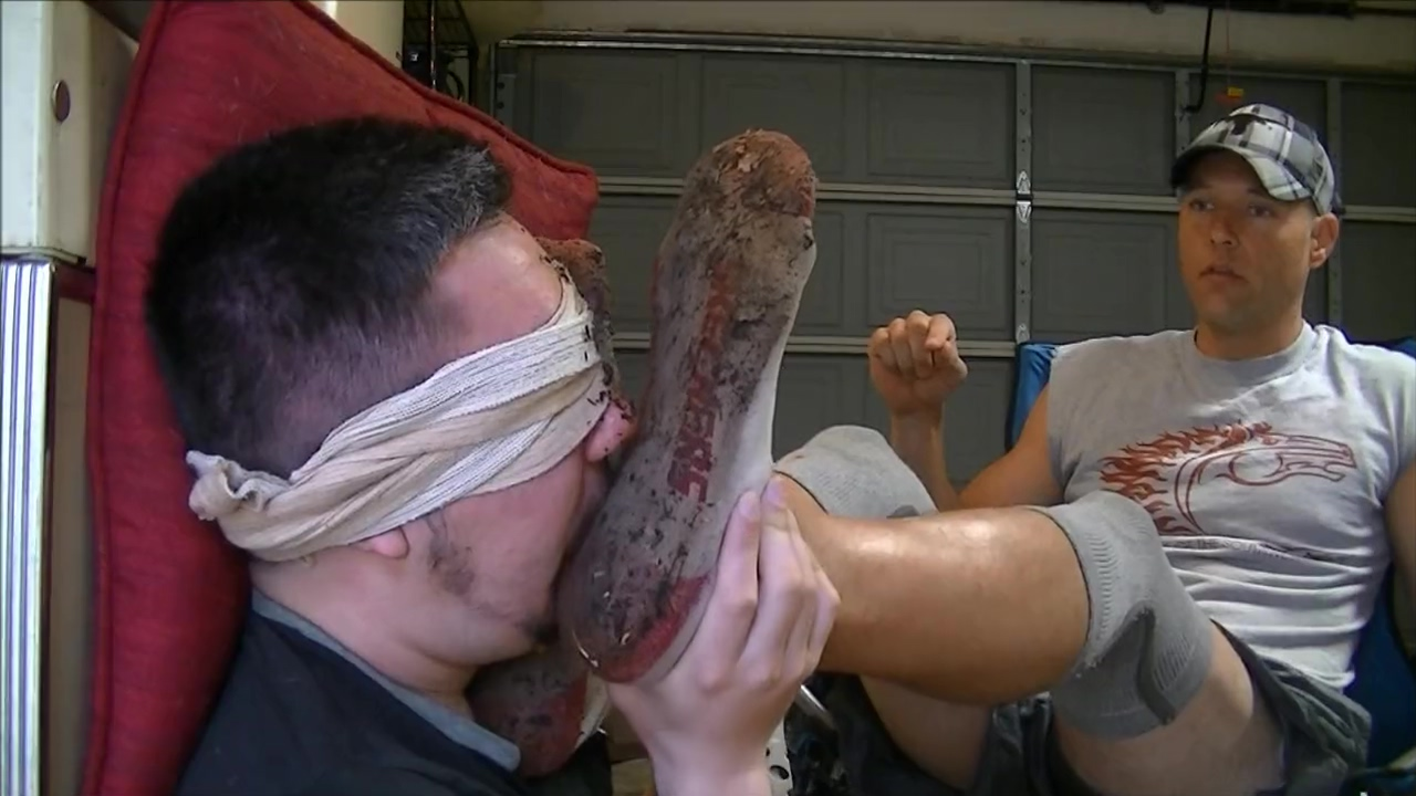 MALE FOOT DOMINATION -Str8DudeHumiliates pool cost by square feet