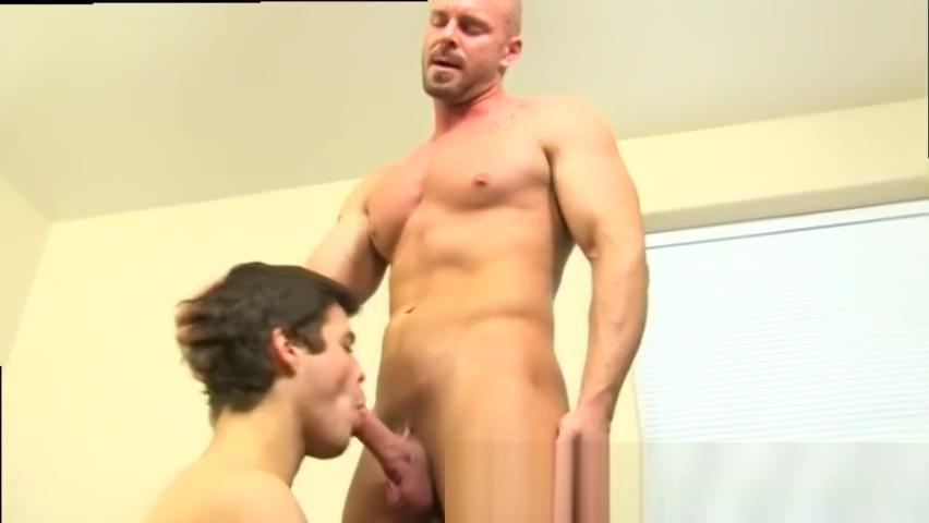 Old young gay twink money Mitch Vaughn is sick and tired of crappy penis pump swollen huge