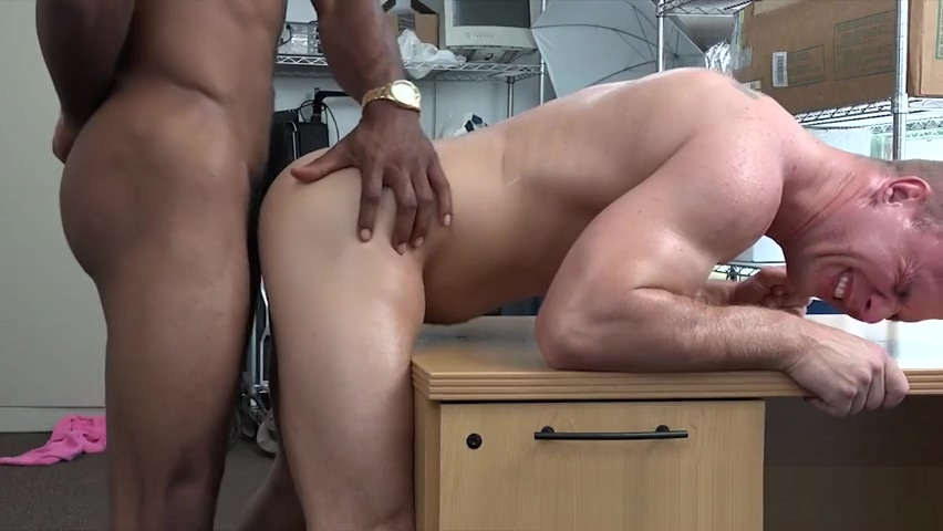 Straight tough guy gobbles down cock Lucy Lii Vs Black Cock
