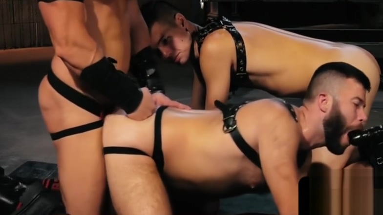 Horny gay hunk getting anally ruined velicity von hd porn