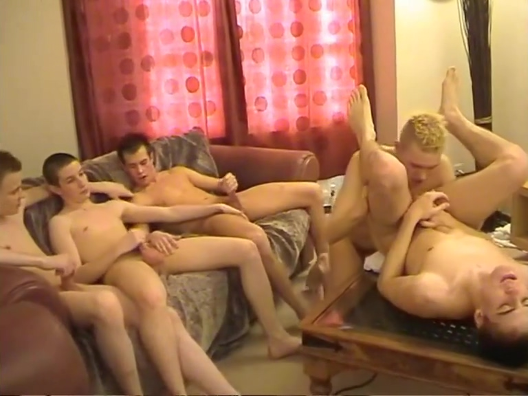 Aa Vid - Cute Twinks Group Sex Latinas do porn