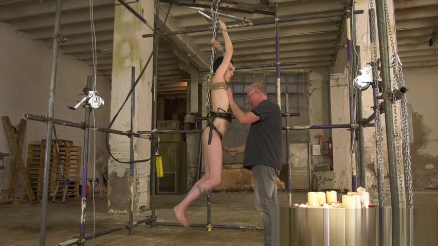 Mature master wax torments his slave and sucks his cock big sex amerika porn