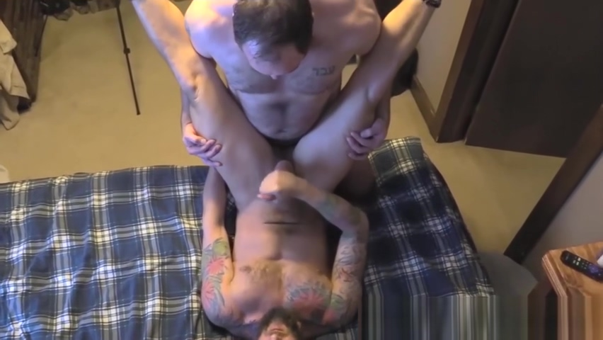 Hungry bear pounding inked hunks super tight hole Free first time amateur porn movies