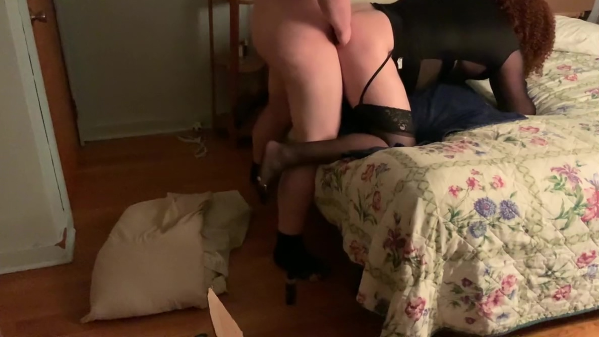 Me Crossdressing and getting fucked by a younger guy best free porn vidoes