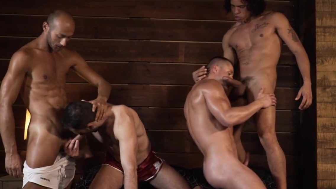 Alejandro Castillo, Wolf Rayet, Dominic Arrow, Dennis Sokolov Raw Sucking And Fucking Female shaved handjob cock and squirt