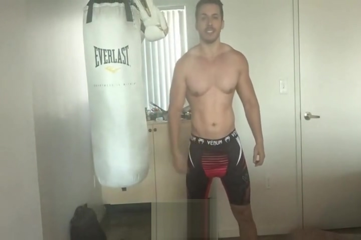 Michael Fitt - Punching Bag jerk off Teen nude russian fat