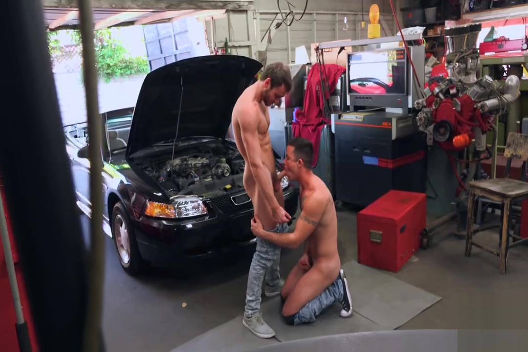 Repair Shop - Max Nic old in spring harley fucked porn
