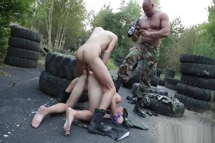 Abusing Leo IV female agent strap blonde female agent with strap on toy porn