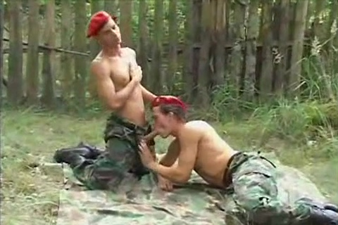 Soldiers from Eastern Europe online male sex games