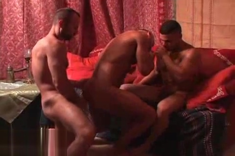 Awesome Threesome: Collin, Francois Sagat Said vedio sex porn coom