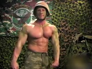 Mucular soldier in combat gear College girls sucking cock videos