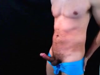 Cum Twice in a Single Jerk Off session Black ass licking video