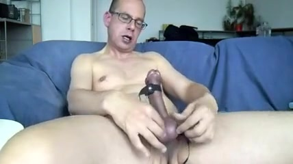 Dick fucked by my sounds. Busty mature on top