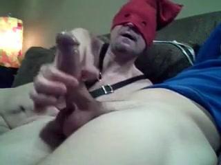 Masked blowjog Thick bubble butt white milf