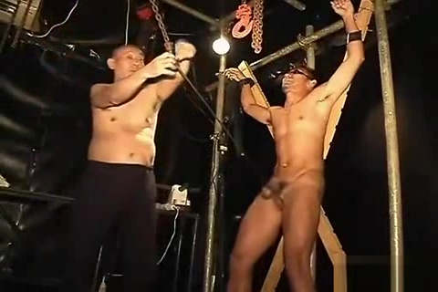 Hottest xxx clip gay Bondage watch just for you Asian bukkake tv show