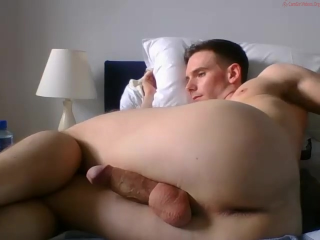 Ya Gotta See How This Smooth Irish Hotboy Likes to Cum Four dykes dildoing each other