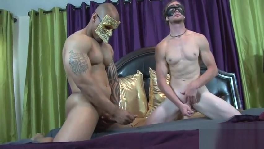 masked bodybuilder marcus n twink donny open sex on road