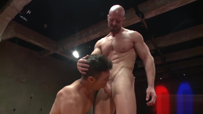 Hot for cock jock sucked off by dom Cum For Breakfast