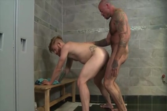 Steamed and Ready with Sean Duran Bennett Anthony Handjob wants cum