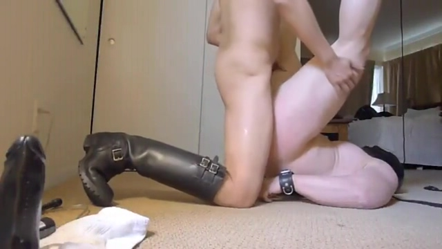 Slave training Mature French Swingers