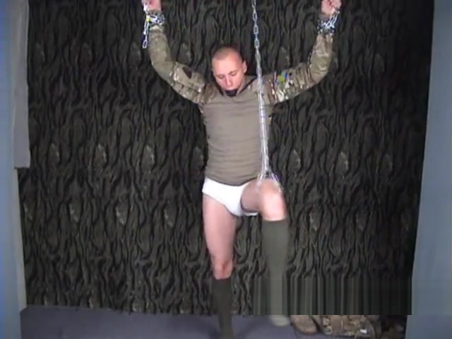 Young soldier hung up in chains and ball gagged. Japanese dating simulation games for android