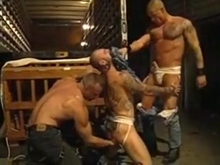 special delivery (Cole Tucker, Bud Lighter and Keith Webb) Topless lesbian make out