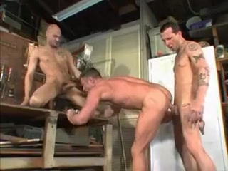 Ricky Martinez, Chad Hunt and Josh Weston best free gay black porn