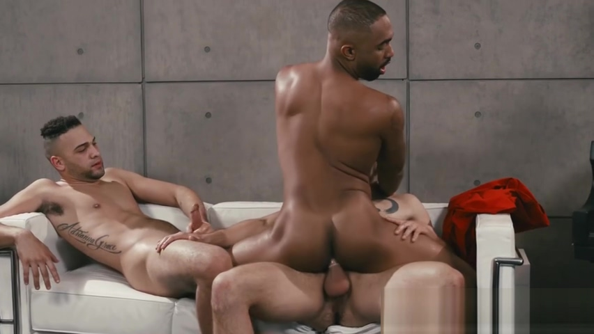 Hardcore anal threesome with black stud and latin jock Chubby cheating milf caught on hidden camera