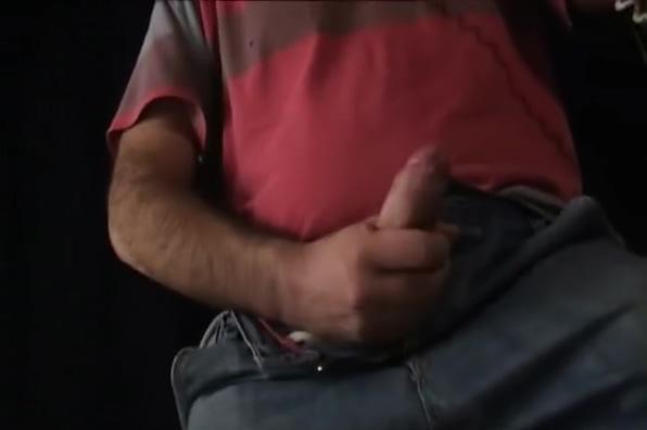 Hairy dude masturbating his gay cock part4 hot girl friend fucks